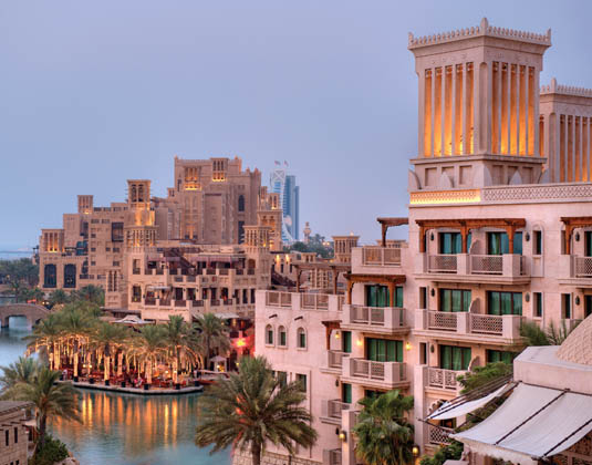 Madinat Jumeirah Resort - Al Qasr Holidays