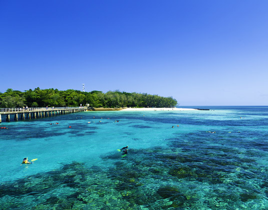 Great Barrier Reef lagoon