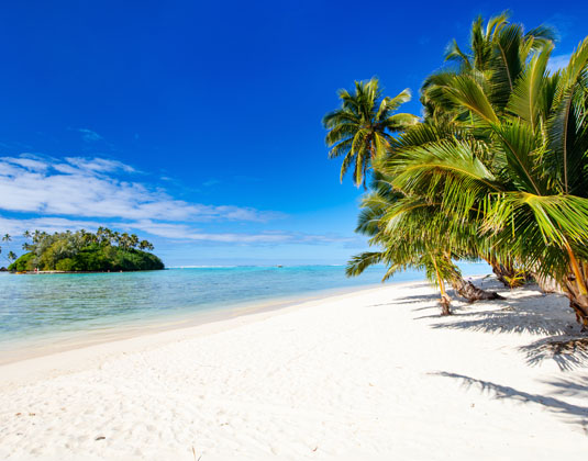 New Zealand, The Cook Islands  & USA Holidays