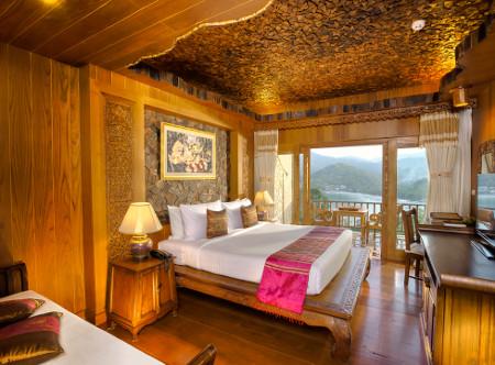 Santhiya Koh Phangan - Deluxe Room