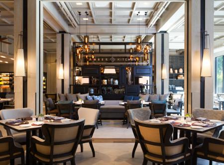Hua Hin Marriott - Amber Kitchen