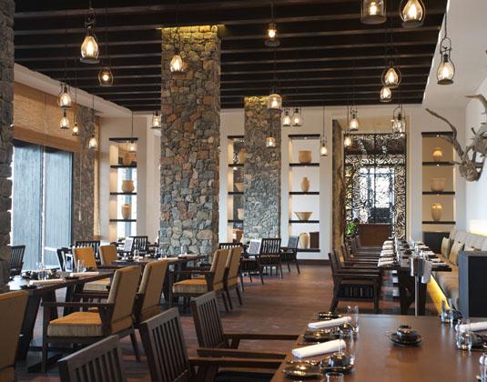 Alila Jabal Akhdar - Restaurant