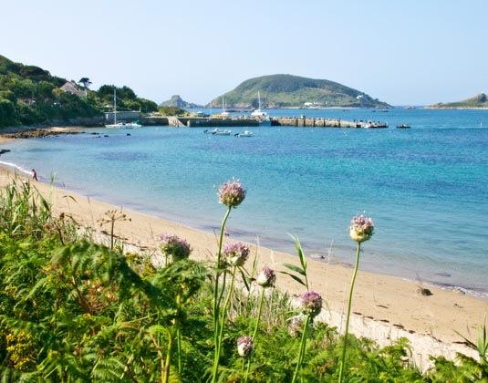 Fisherman's Bay, Herm