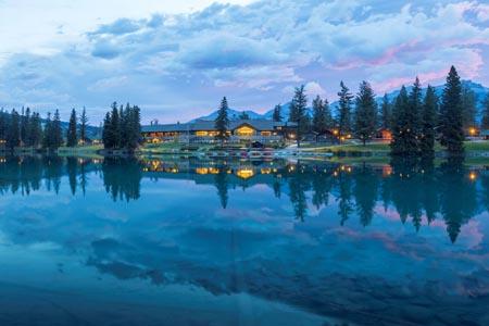 Fairmont Jasper Park Lodge Holidays