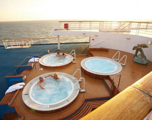 Cruise & Maritime marco polo whirlpool