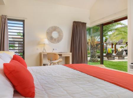 The Villas of Clos du Litoral - 3 Bed Villa Bedroom