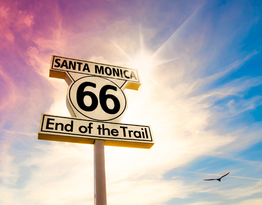 Historic Route 66 Self-drive Tour Holidays