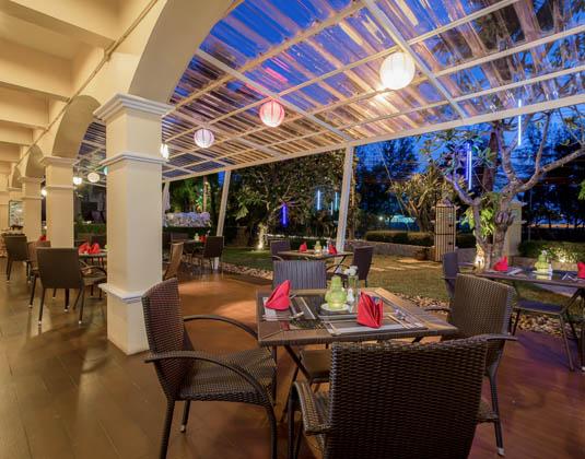 Front Village Phuket - Ah Ma House Restaurant