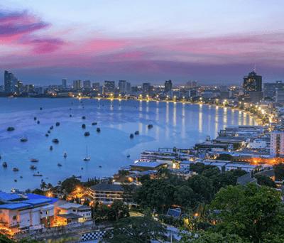 Pattaya & Jomtien