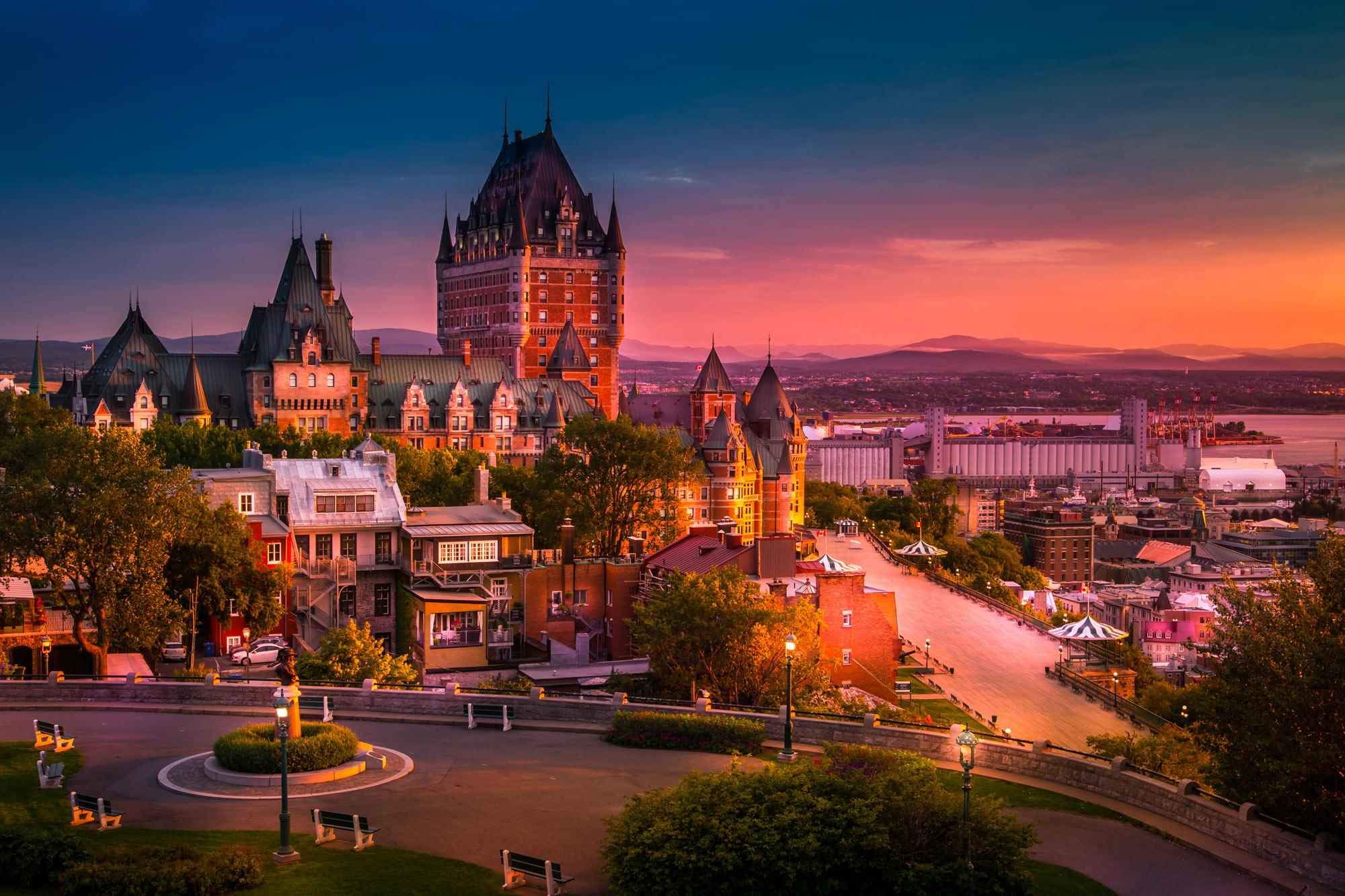 Eastern Canada by Rail Holidays
