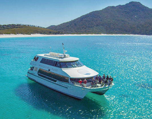 Wineglass Bay Cruise Vista (inc lunch) excursion