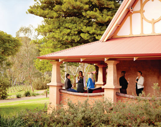 Barossa & Hahndorf Highlights (inc lunch) excursion