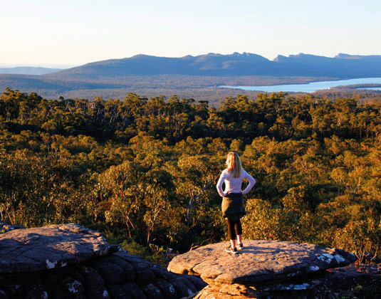 Grampians Tour excursion