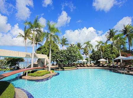 Dusit Thani Pattaya - Swimming Pool
