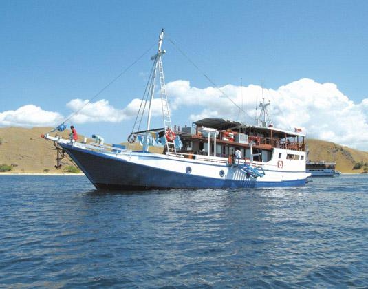 MV Grand Komodo