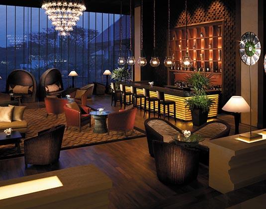 Shangri La Chiang Mai - Lobby Lounge