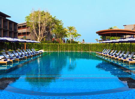 Hua Hin Marriott - Adult Pool