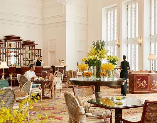 Park Hyatt Saigon - Lounge