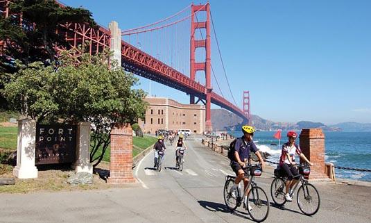 Bike The Bay Tour Cycling Tour excursion