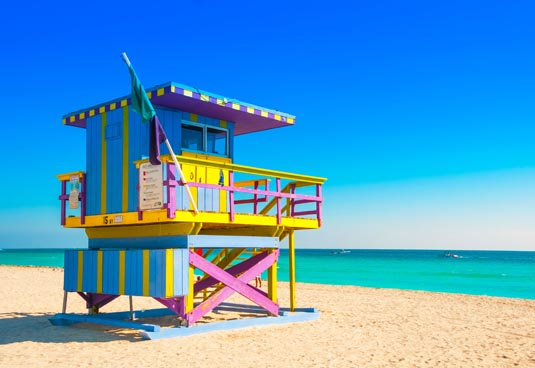New Orleans & Miami Holidays