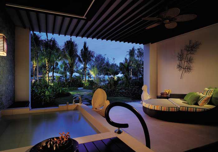 Shangri-La's Rasa Ria Resort & Spa - Ocean Wing Premier Room