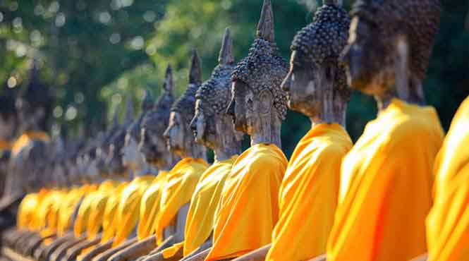 Discover old cultures on the Ancient Kingdoms of Thailand tour