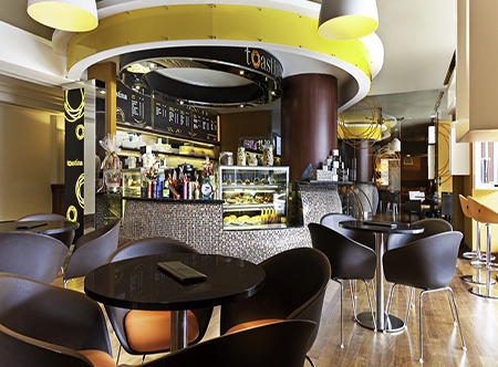 Sheraton Imperial - Cafe and Bar
