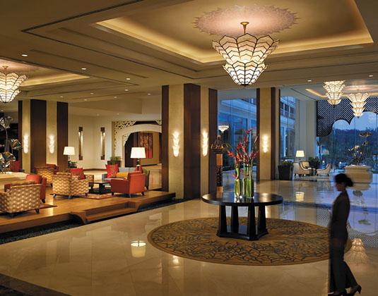 Shangri La Chiang Mai - Lobby