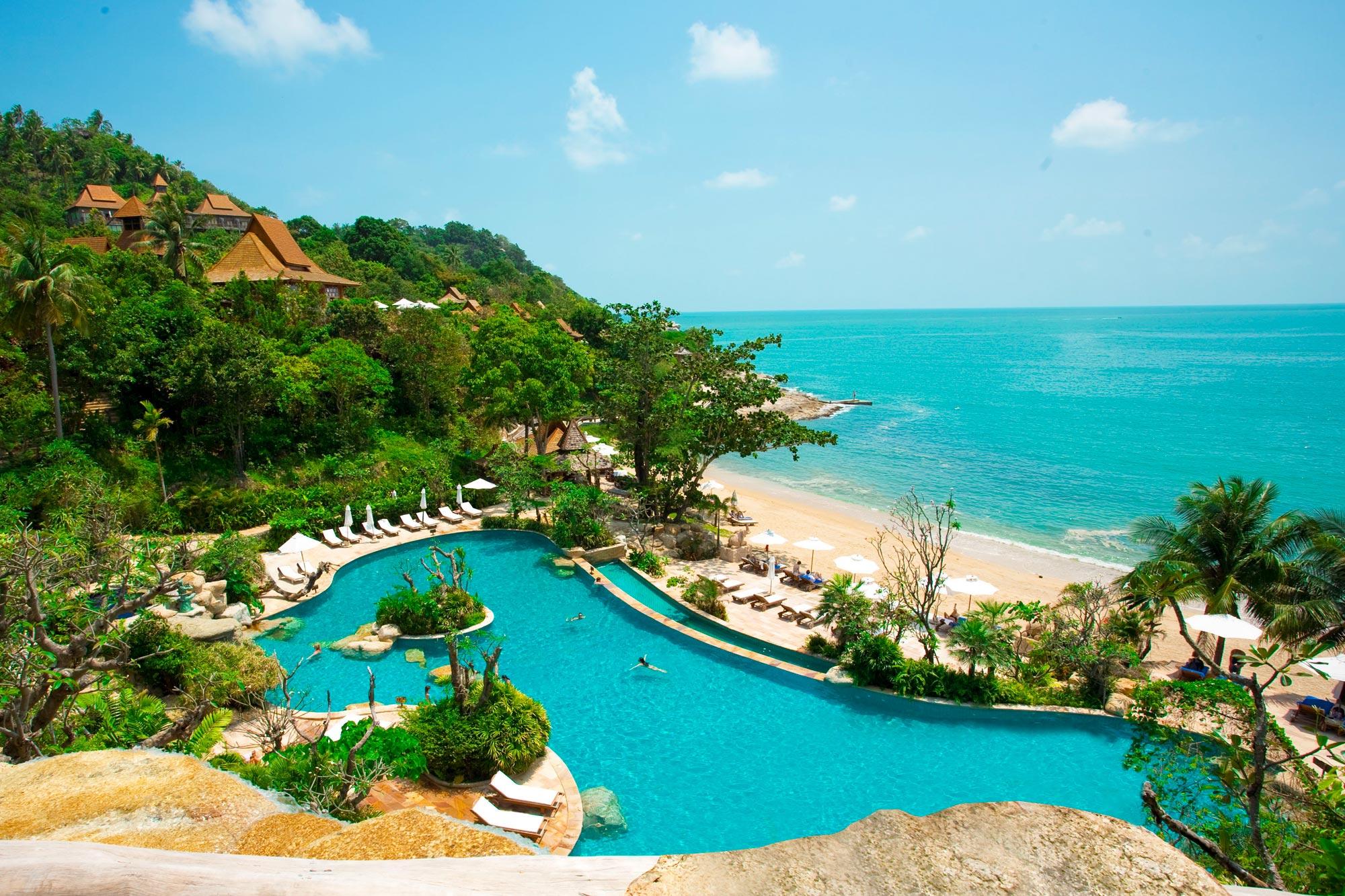 Luxury Thai Eco Resorts Holidays
