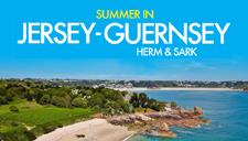 Summer in Jersey & Guernsey