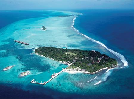 Adaaran Select Hudhuranfushi - Aerial