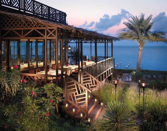 Shangri-La Barr Al Jissah, Al Bandar - Bait Al Bahr Restaurant