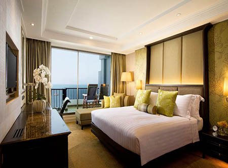 Dusit Thani Pattaya - Club Room