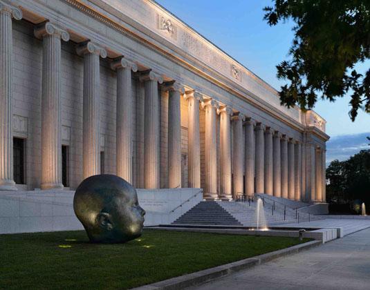 Museum of Fine Boston Exterior