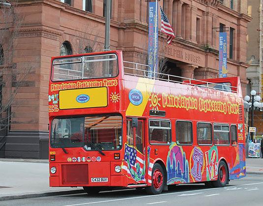 Hop-on-hop-off Bus Tour excursion