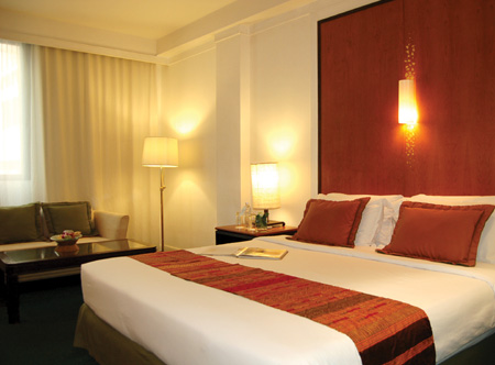 Dusit Princess Superior King Bed