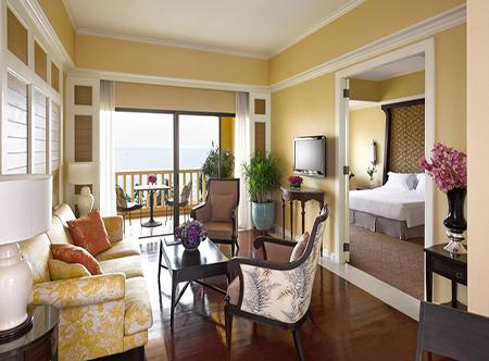Dusit Thani Hua Hin - Club Suite