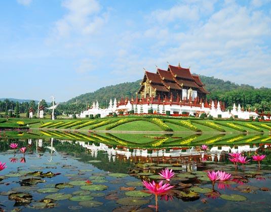 Chiang Mai Royal Pavilion