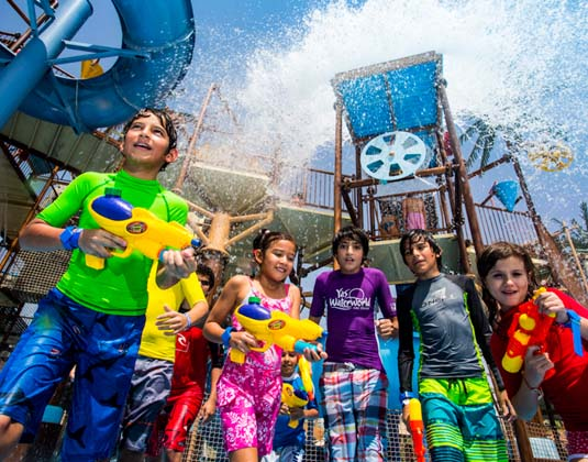 Yas Waterworld Abu Dhabi excursion