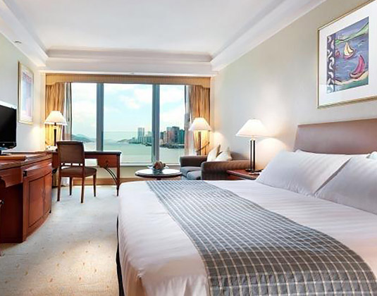 Harbour Grand Kowloon - Harbour View Room
