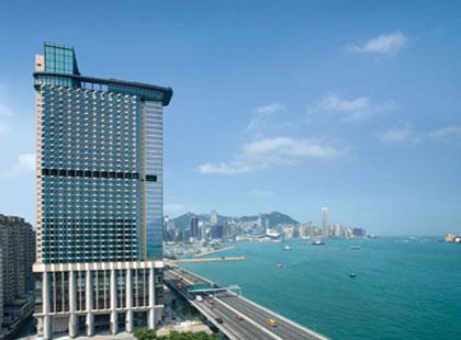 Harbour Grand Hong Kong exterior