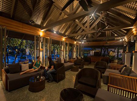 Layana Resort & Spa - Lobby