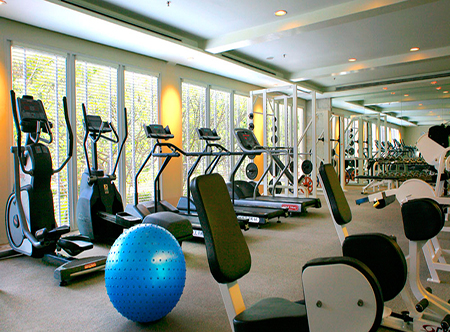 Dusit Thani Hua Hin - Gym