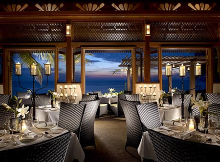 Tanjong Jara Resort - Neleyan Restaurant