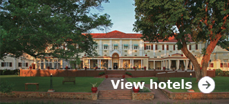 Browse hotels in Victoria Falls