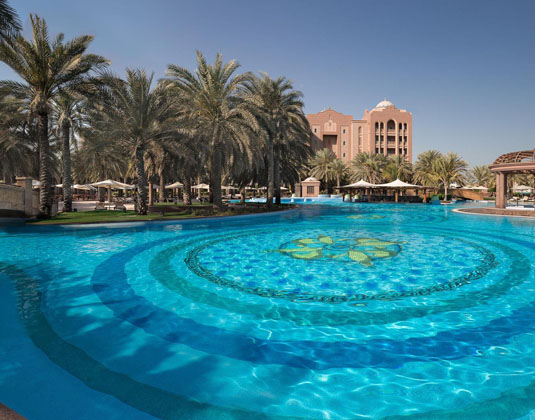 Emirates Palace Premier Holidays