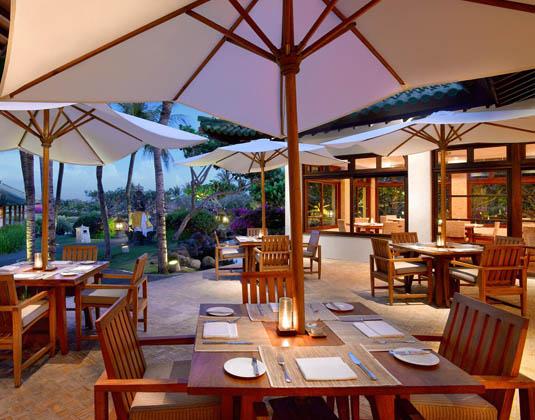 Grand Hyatt Bali - Garden Cafe