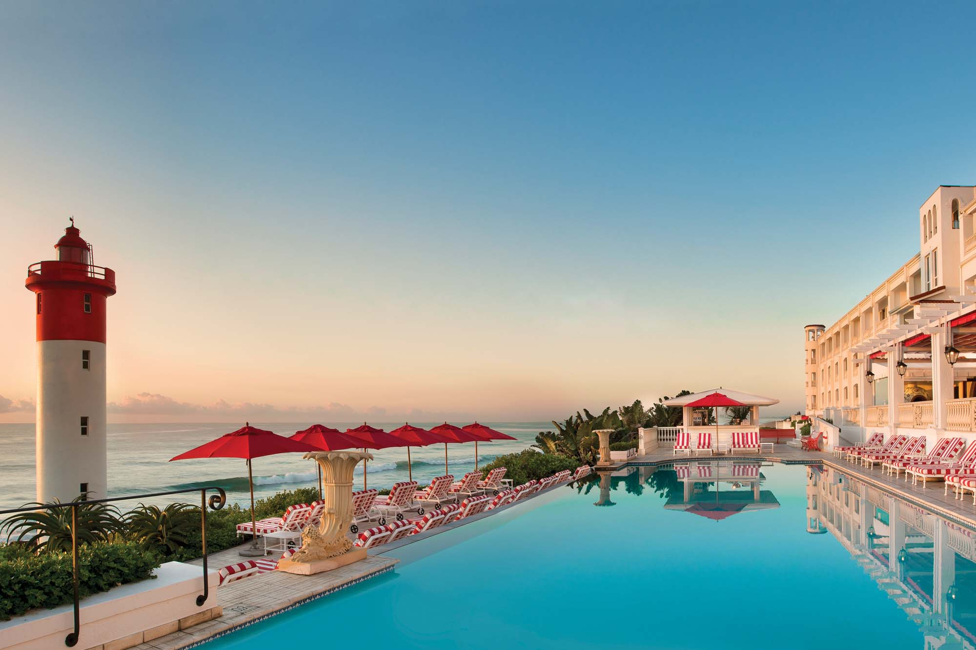 South Africa Luxury Bush & Beach Holidays