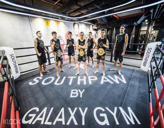 Muay Thai Training & Thai Massage excursion