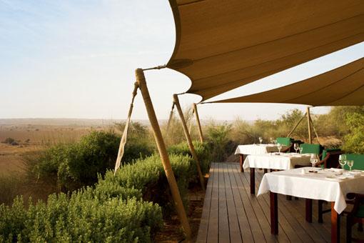 Al Maha Desert Resort & Spa - Al Diwaan Restaurant